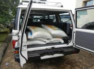 Western Region Solidarity Rice Donation