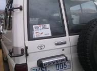 The extension of the Driving Doctor to the District of Port Loko is coming nearer