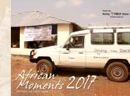 Africa Calendar 2017 with pictures from Sierra Leone